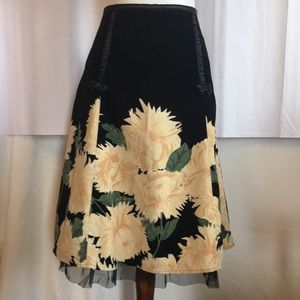 NYM Skirt w/ Lining and hidden front pockets.